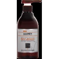 Saryna KEY Color Lasting Treatment Shampoo - Восстанавливающий шампунь с Африканским маслом Ши для окрашенных волос 500 ml