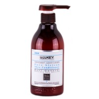 Saryna KEY Curl Control Treatment Conditioner - Восстанавливающий кондиционер с Африканским маслом Ши для вьющихся волос 500 ml