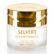 Selvert Thermal Creme Vitalizing - Крем с витамином С 50 ml