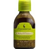 Macadamia Natural Oil: Healing Oil Treatment - Масло-уход восстанавливающее 30 ml