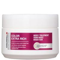 Goldwell Dualsenses Color Extra Rich 60 Sec Treatment - Маска интенсивный уход за 60 секунд  200 ml