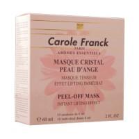 Carole Franck Masque Crystal - Маска пластифицирующаяся Кристалл 10х6 ml
